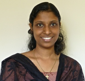 Research assistant Indu Joy