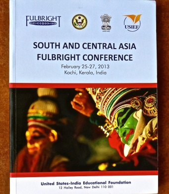 Fulbright Conference cover